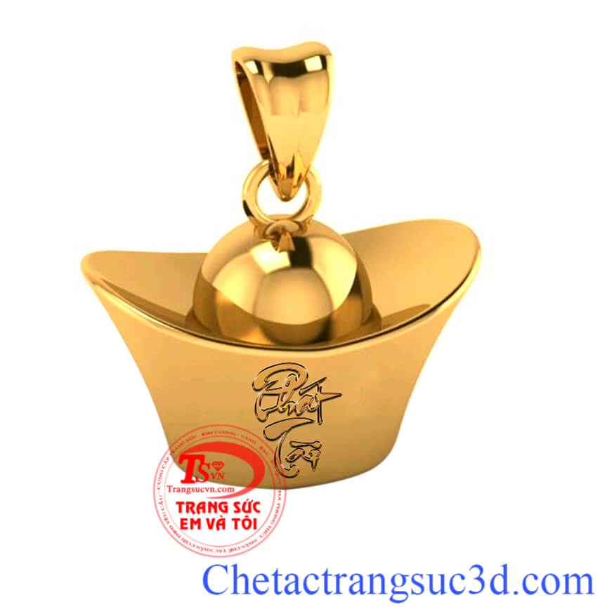 Logo công ty Thỏi vàng 18k